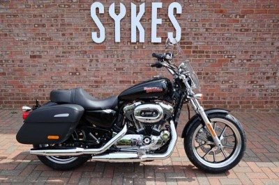 Image of Harley-Davidson SPORTSTER SUPERLOW XL1200T