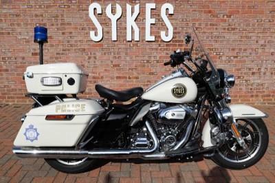 Image of Harley-Davidson Flhp Road King Police 169