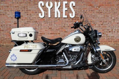 Image of Harley-Davidson Flhp Road King Police 169