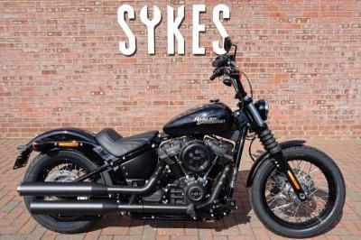 Image of Harley-Davidson SOFTAIL STREET BOB