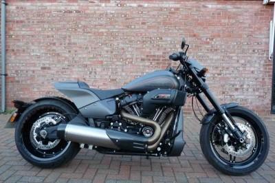 Image of Harley-Davidson SOFTAIL FXDR 114