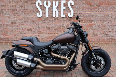 Image of Harley-Davidson SOFTAIL FAT BOB 114