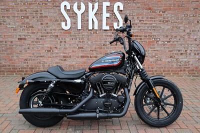Image of Harley-Davidson SPORTSTER IRON 1200