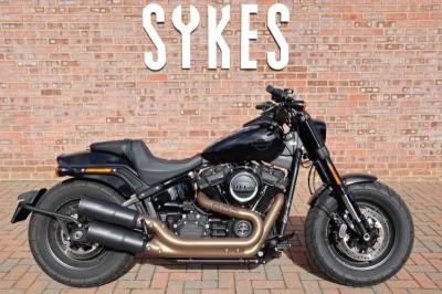 Image of Harley-Davidson SOFTAIL FAT BOB 107