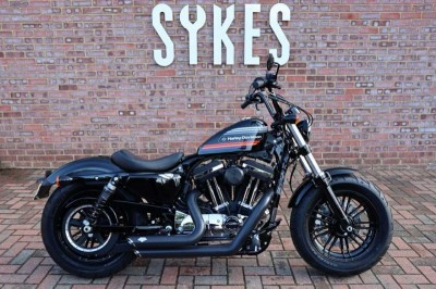 Image of Harley-Davidson SPORTSTER FORTY-EIGHT SPECIAL