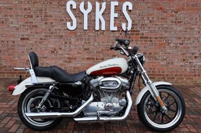 Image of Harley-Davidson SPORTSTER 883 LOW