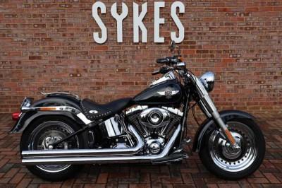 Image of Harley-Davidson SOFTAIL FATBOY