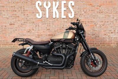 Image of Harley-Davidson XR1200X