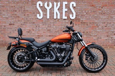 Image of Harley-Davidson SOFTAIL BREAKOUT 114