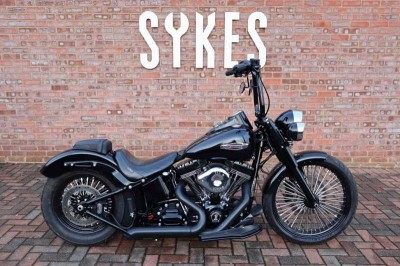 Image of Harley-Davidson SOFTAIL SLIM S
