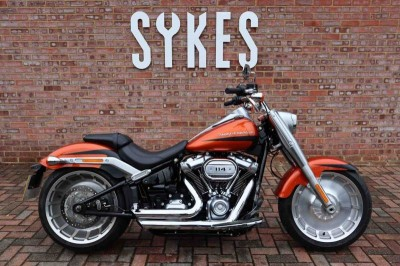 Image of Harley-Davidson SOFTAIL FAT BOY 114