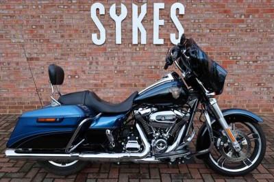 Image of Harley-Davidson TOURING STREET GLIDE