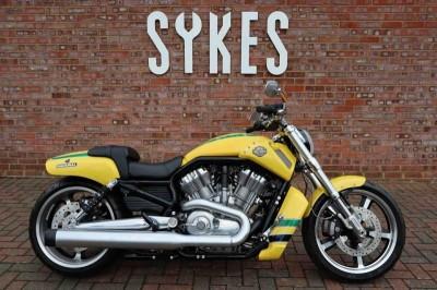 Image of Harley-Davidson V-ROD MUSCLE