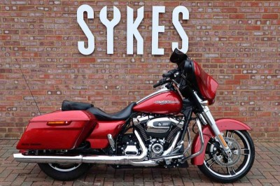 Image of Harley-Davidson TOURING STREET GLIDE SPECIAL