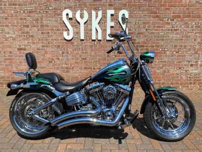 Image of Harley-Davidson Fxstsse 3 CVO ST Springer