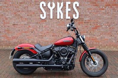 Image of 2017 Harley-Davidson SOFTAIL CVO PRO STREET BREAKOUT