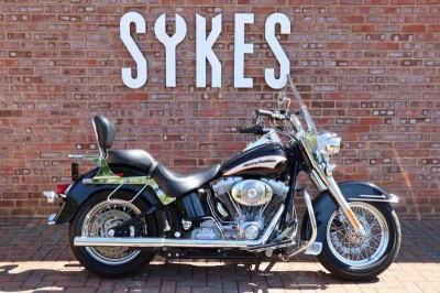 Image of 2008 Harley-Davidson Fxstsse 3 CVO ST Springer