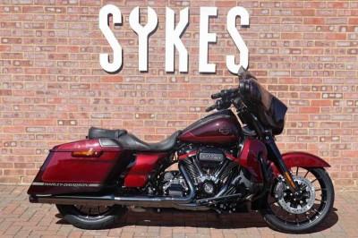 Image of Harley-Davidson TOURING CVO STREET GLIDE