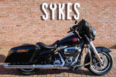 Image of Harley-Davidson ELECTRA GLIDE STANDARD