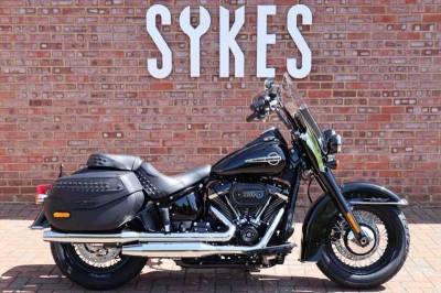 Image of Harley-Davidson HERITAGE CLASSIC 114