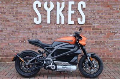 Image of Harley-Davidson LIVEWIRE ELECTRIC VEHICLE
