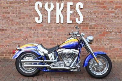 Image of Harley-Davidson SOFTAIL SCREAMIN' EAGLE FATBOY