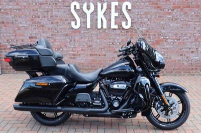Image of Harley-Davidson TOURING ELECTRA GLIDE ULTRA LIMITED