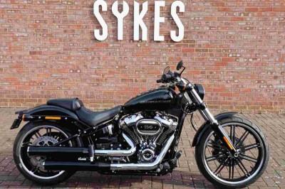 Image of Harley-Davidson SOFTAIL BREAKOUT 114
