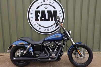 Image of Harley-Davidson DYNA STREET BOB