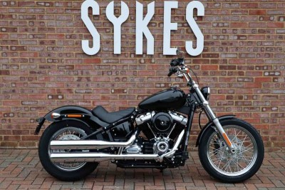 Image of Harley-Davidson SOFTAIL STANDARD MILWAUKEE EIGHT