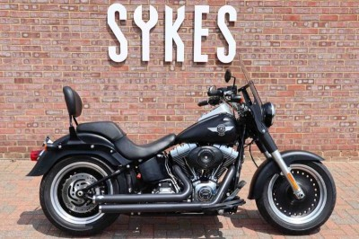 Image of Harley-Davidson SOFTAIL FAT BOY SPECIAL