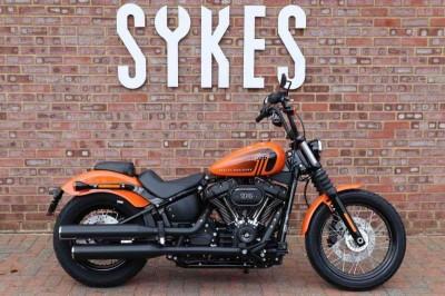 Image of Harley-Davidson SOFTAIL STREET BOB 114