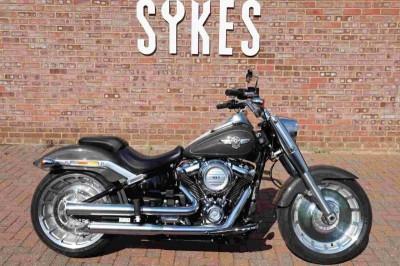 Image of Harley-Davidson SOFTAIL FAT BOY