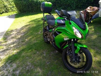 Image of Kawasaki ER 6F Ninja Sport Tourer