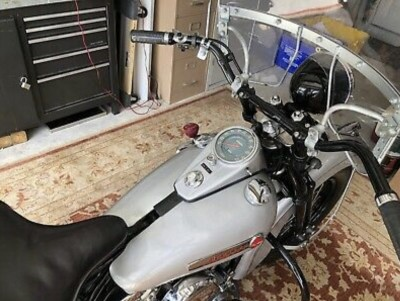 Image of Harley-Davidson  Panhead