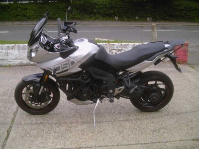 Image of Triumph TIGER SPORT 1050