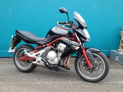 Image of 2007 (07) Kawasaki ER6-N - Naked Twin Cylinder