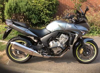 Image of 2009 (09) Honda CBF600 SA- 8 ABS Silver