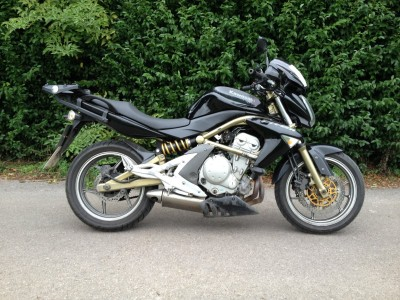 Image of 2006 (06) Kawasaki ER6-N Naked Twin Cylinder **Restricted and Lowered**