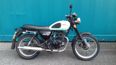 Image of 2014 (64) SINNIS Retro Star 125