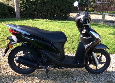 Image of 2012 (61) Honda NSC 50 Vision Moped A1 Licence