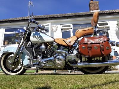 Image of Harley-Davidson Softail Heritage EVO